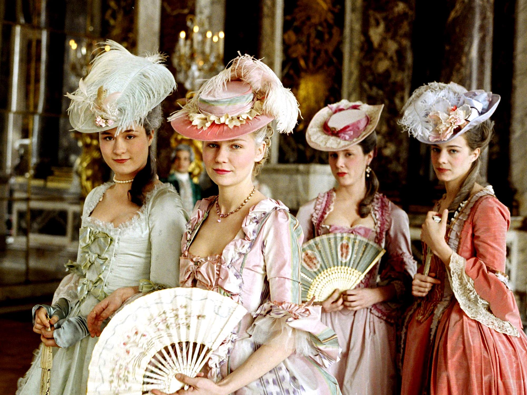 Marie Antoinette - Little White Lies