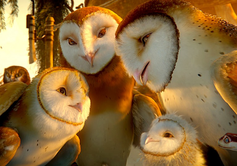 Legend of the Guardians: The Owls of Ga'Hoole - Little White Lies