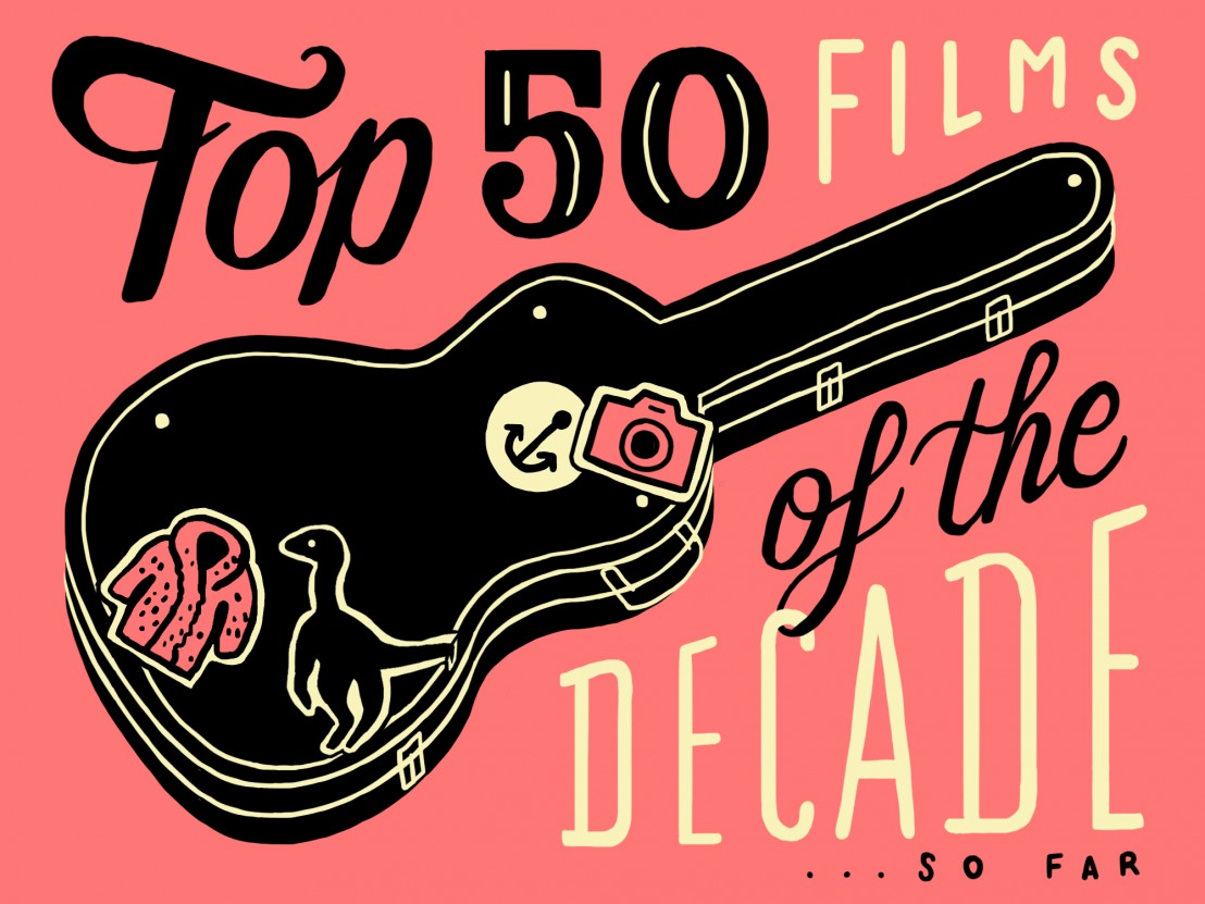 The 50 best films of the decade (so far) – part 1