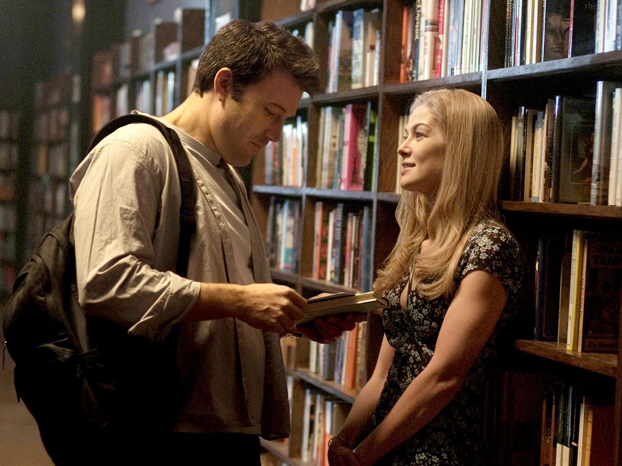 Gone Girl review | Sight & Sound | BFI