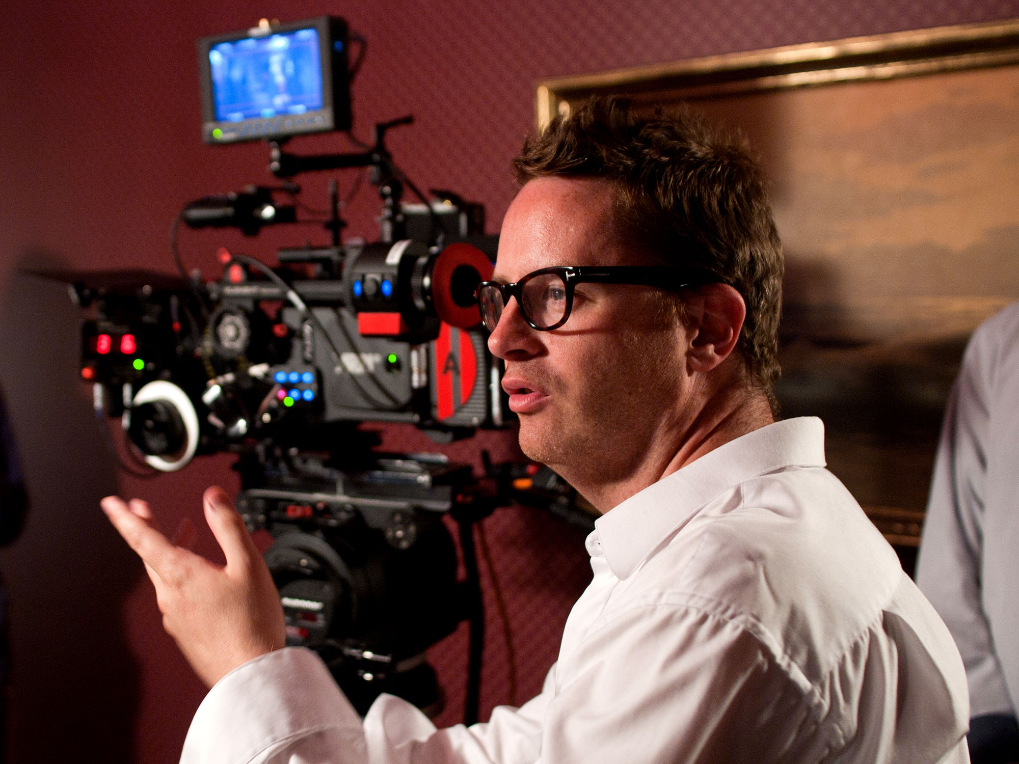 Nicolas Winding Refn's Amazon series sets ...