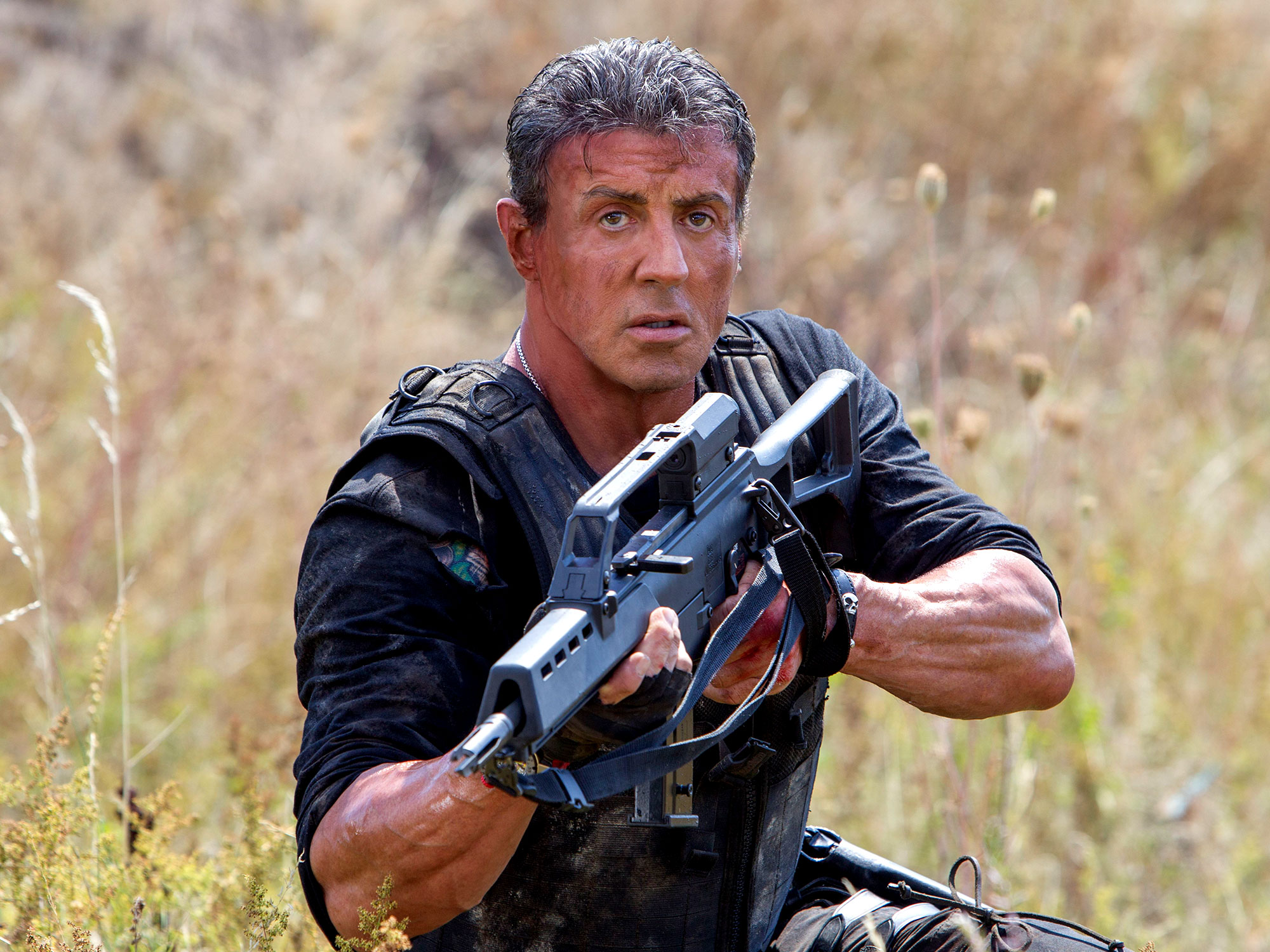 Sylvester Stallone is remaking a South Korean gangster epic