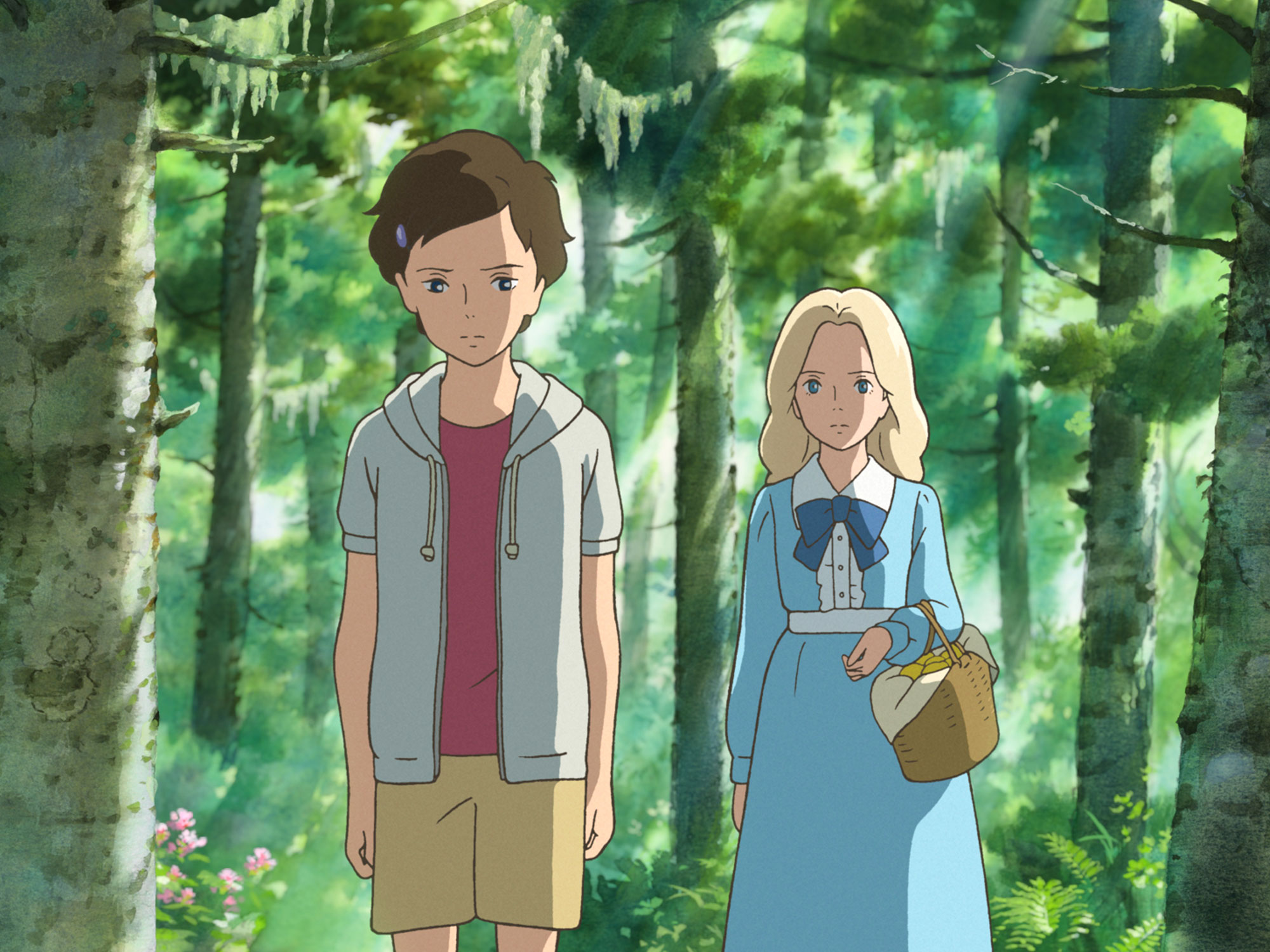When Marnie Was There gets a moving new trailer - Little ...