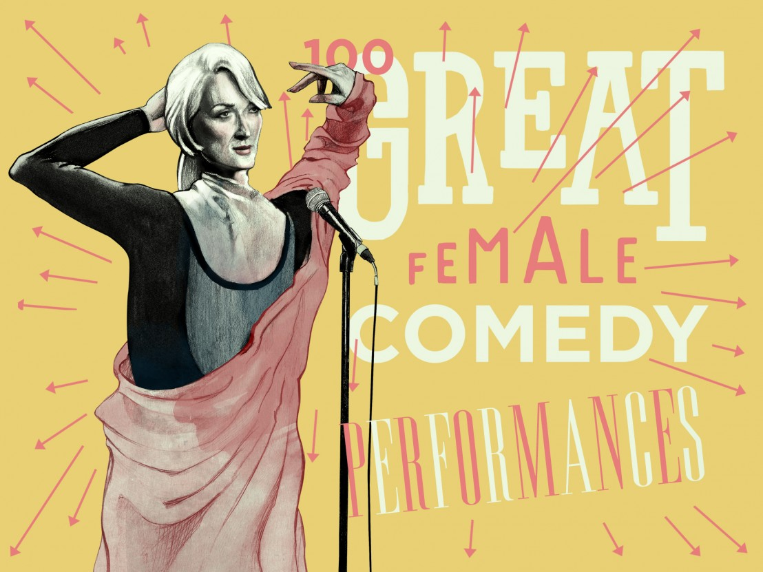 100 of the Funniest Female Comedians of All Time