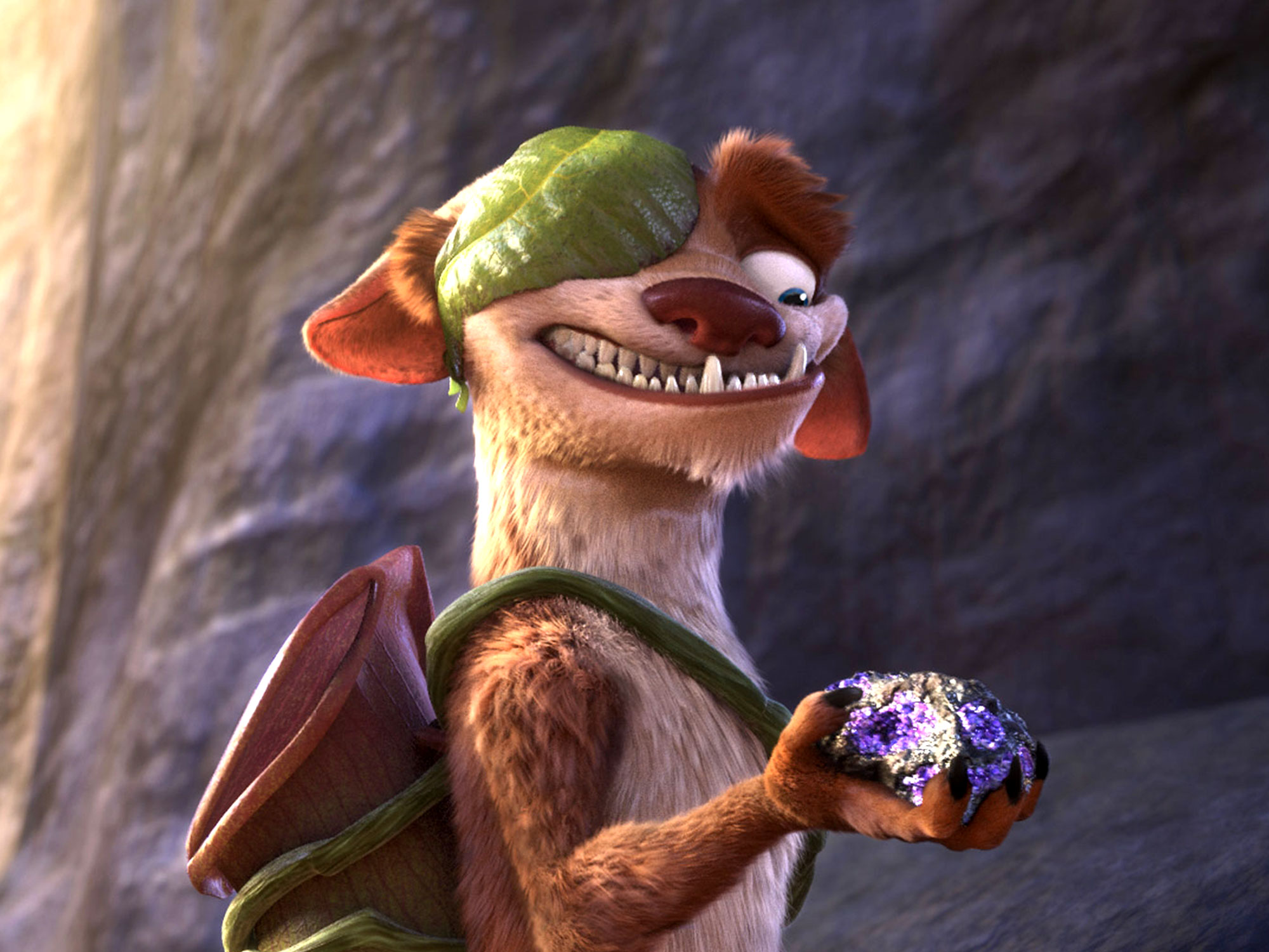 Ice Age Collision Course Little White Lies