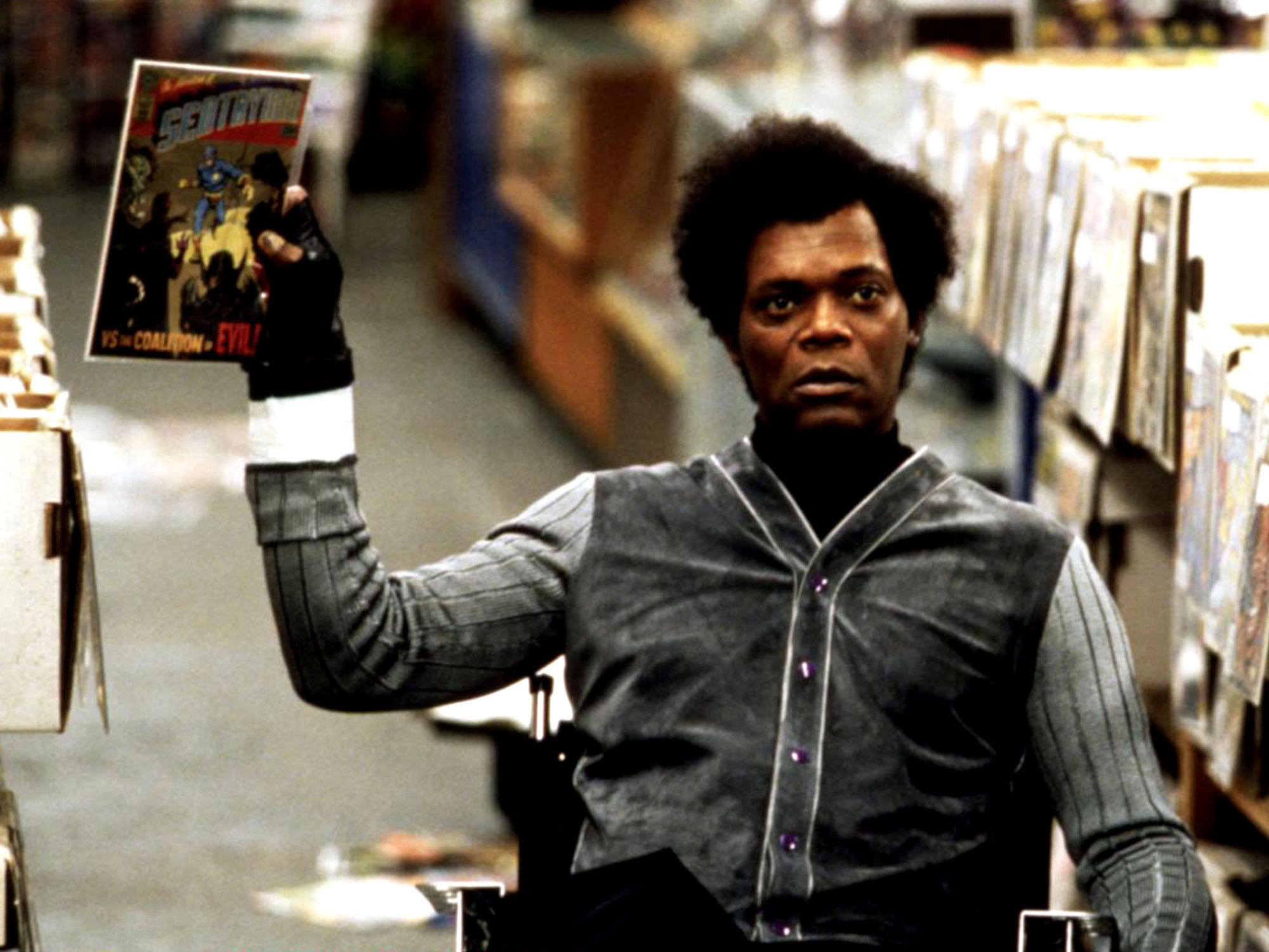 Why Unbreakable remains the ultimate superhero movie - Little White Lies