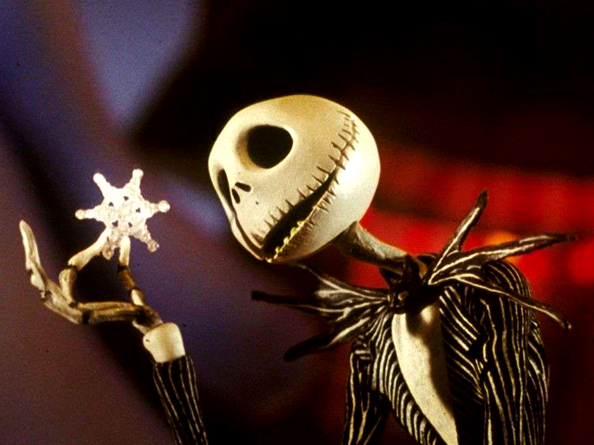 How The Nightmare Before Christmas became a festive favourite