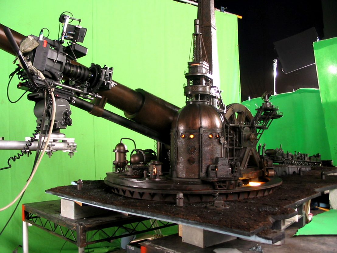 Smoke and Mirrors – Why the battle between practical effects