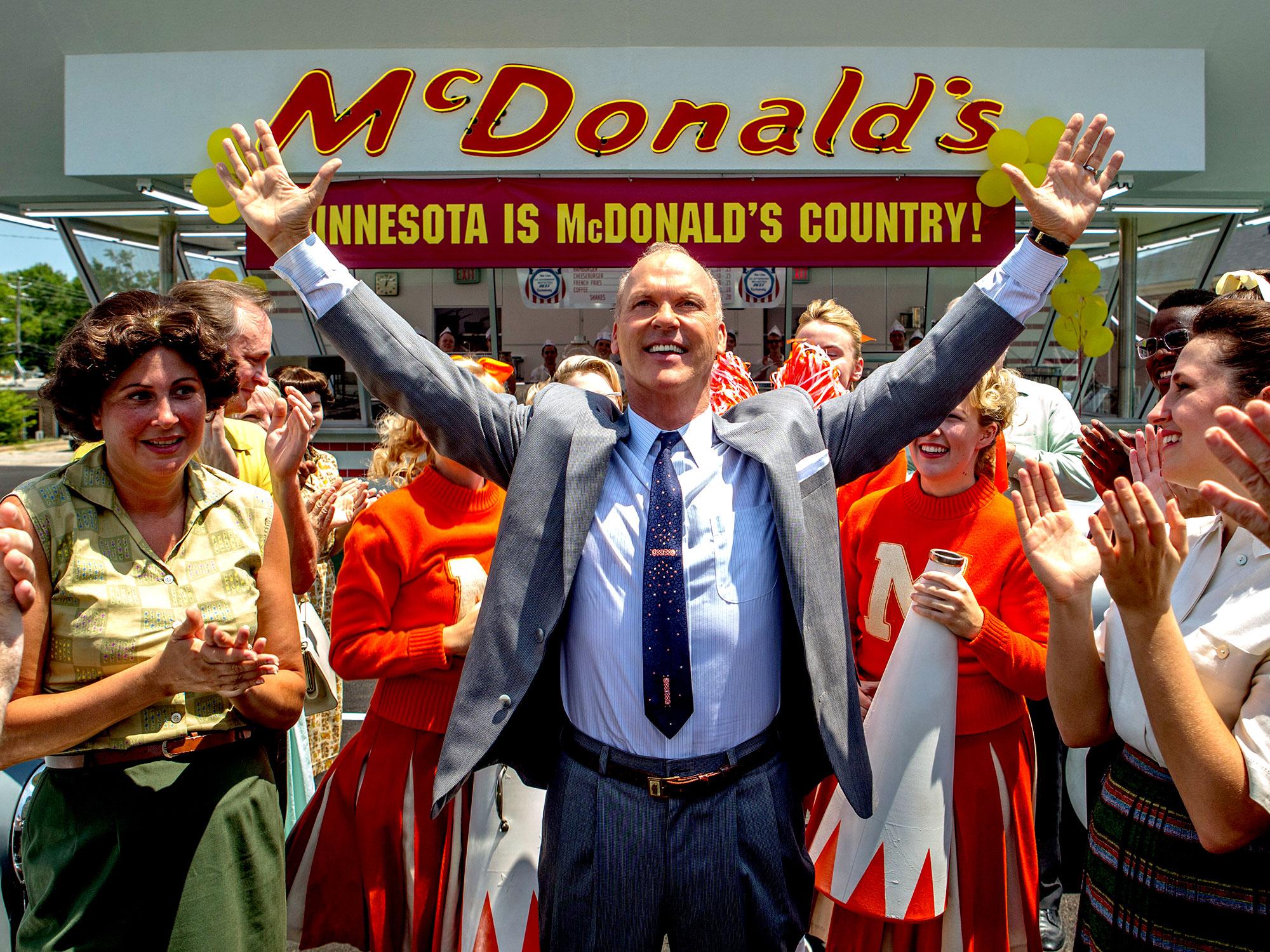 Ray Croc , The founder of mcdonald's Mcdonald's Story