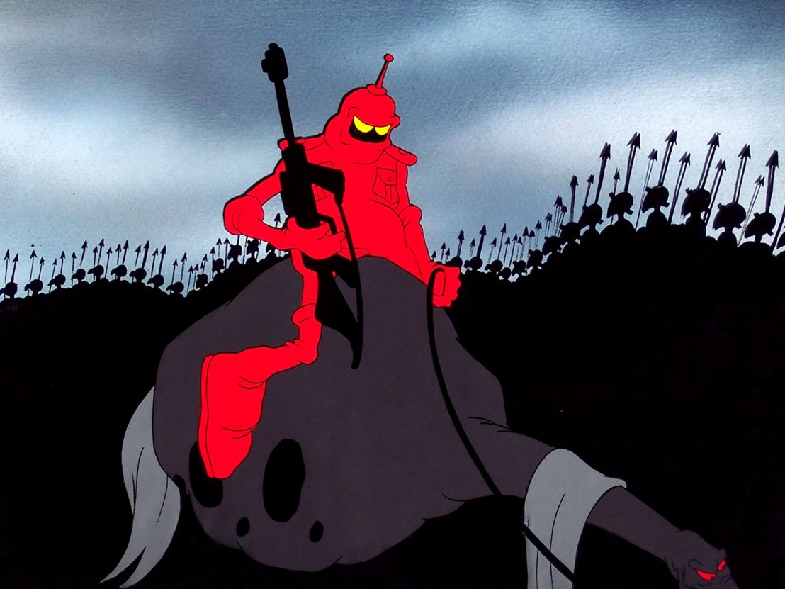 What can we learn today from Ralph Bakshi's Wizards?