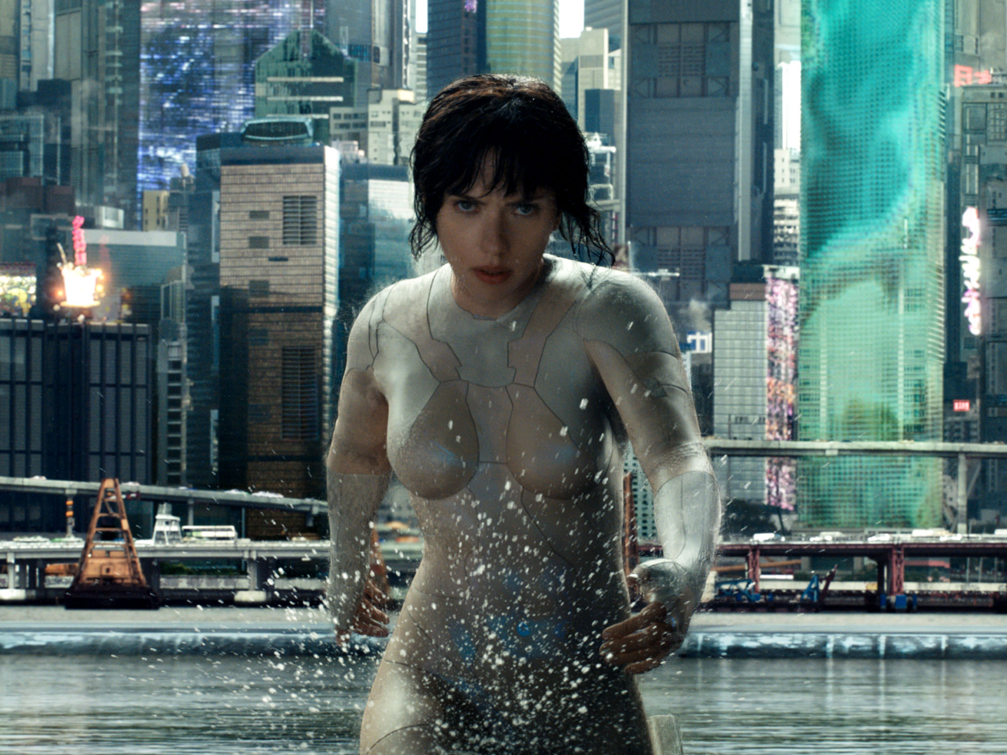 The Uncanny Disembodiment Of Scarlett Johansson