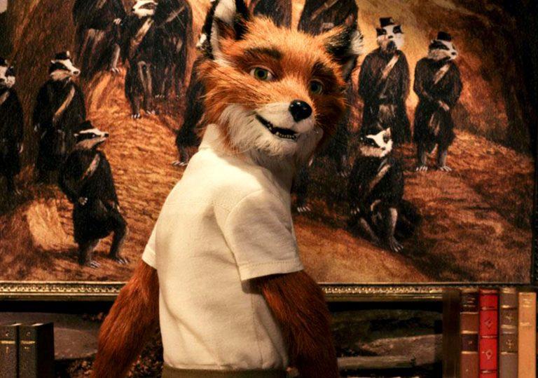 Fantastic Mr Fox Review
