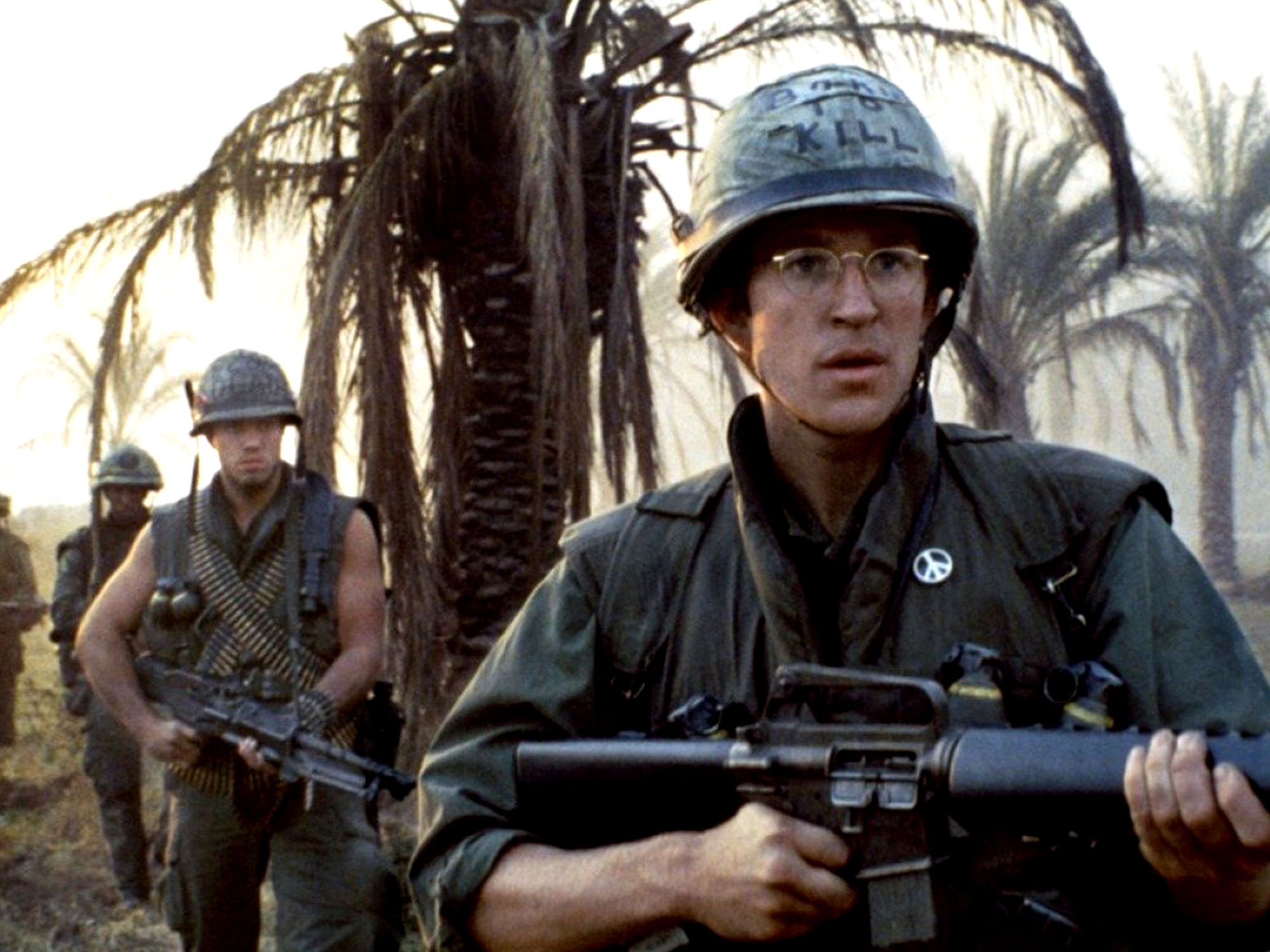 Full Metal Jacket and the personal horrors of war
