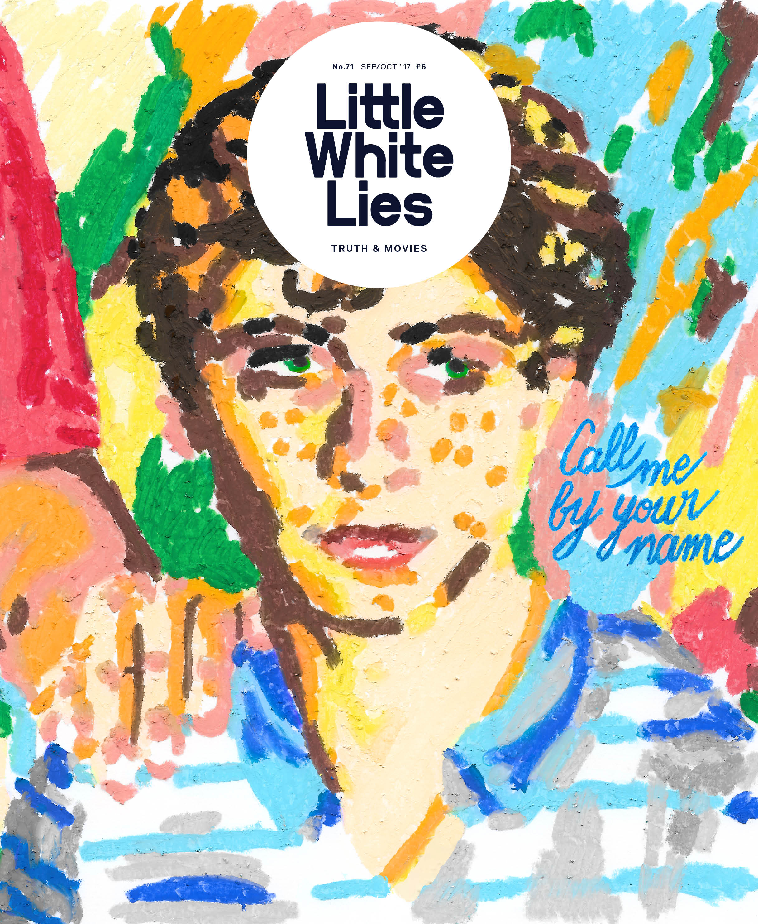Call Me By Your Name Little White Lies