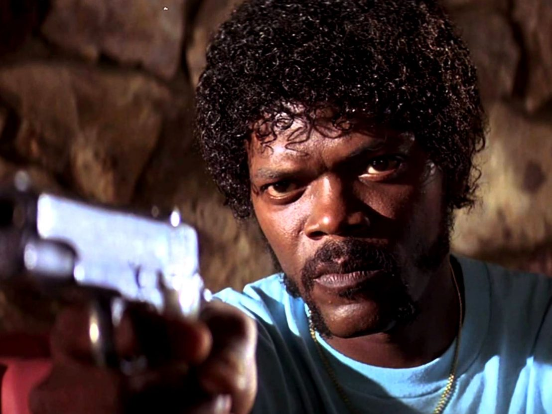 Why I love Samuel L Jackson's performance in Pulp Fiction
