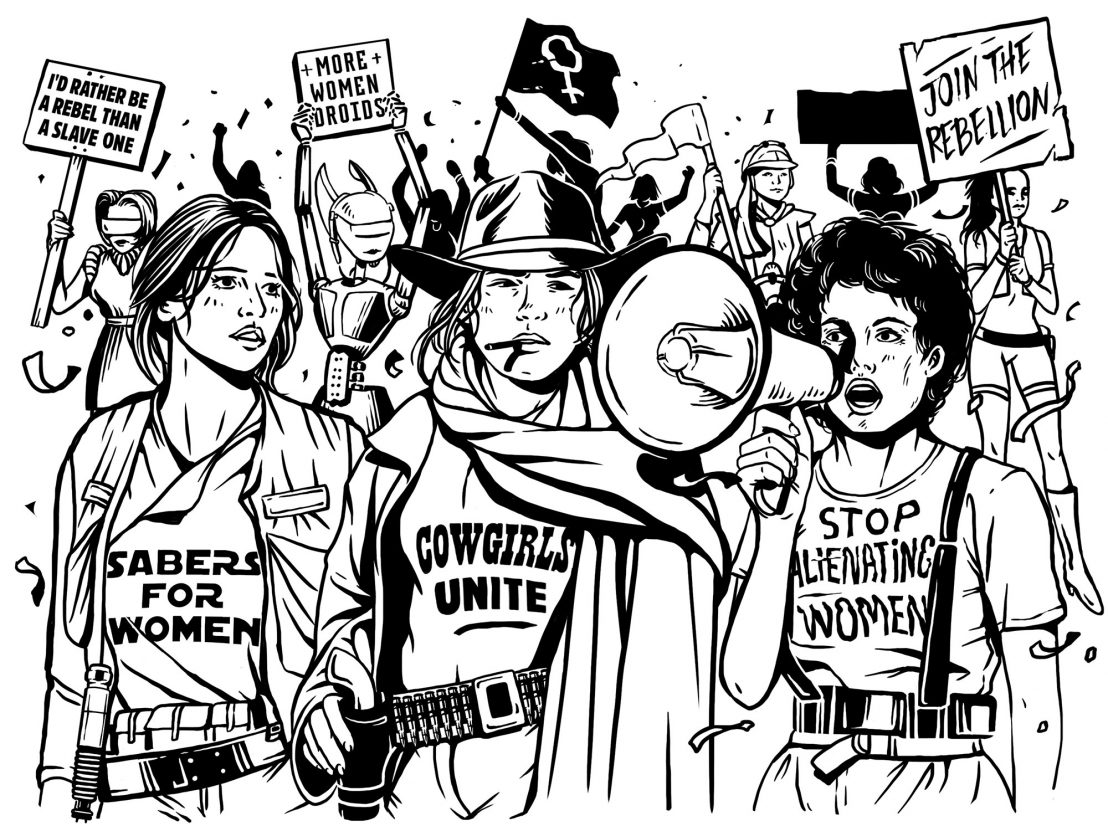 Hard Corps: Women in power and the politics of taking action