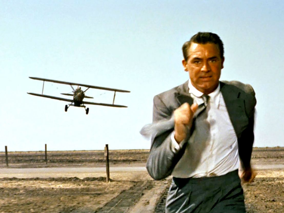 Alfred Hitchcock's North by Northwest and the art of the chase