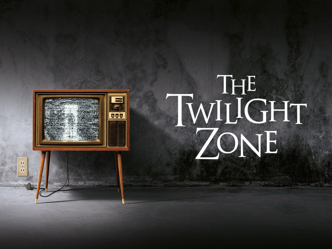 Could You Design A Poster For The New Stage Production Of Twilight Zone