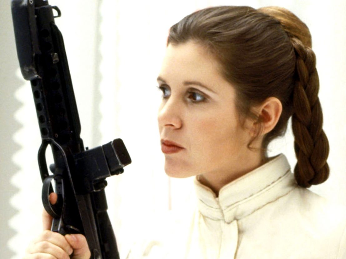 A Princess Leia Movie Is The Only Star Wars Spin Off We Re