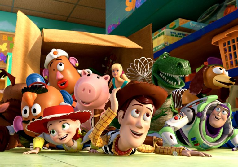 Toy Story 2 3d Review