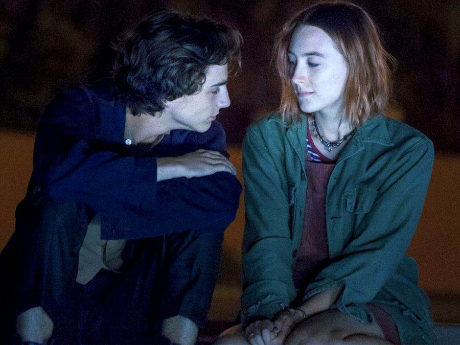 In Lady Bird Timothee Chalamet Is Not Your Typical Dirtbag Boyfriend