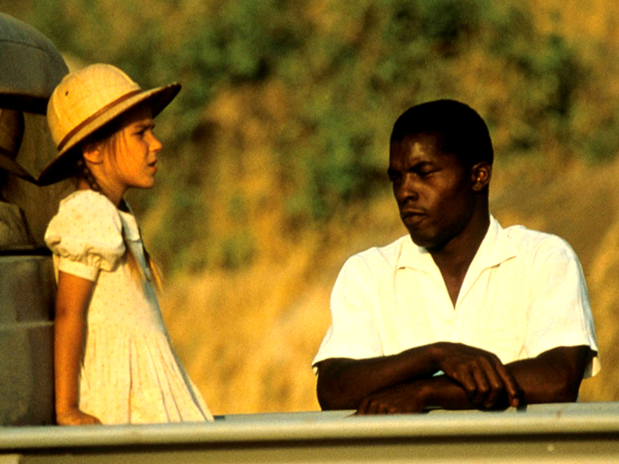 The serene, sophisticated beauty of Claire Denis' Chocolat