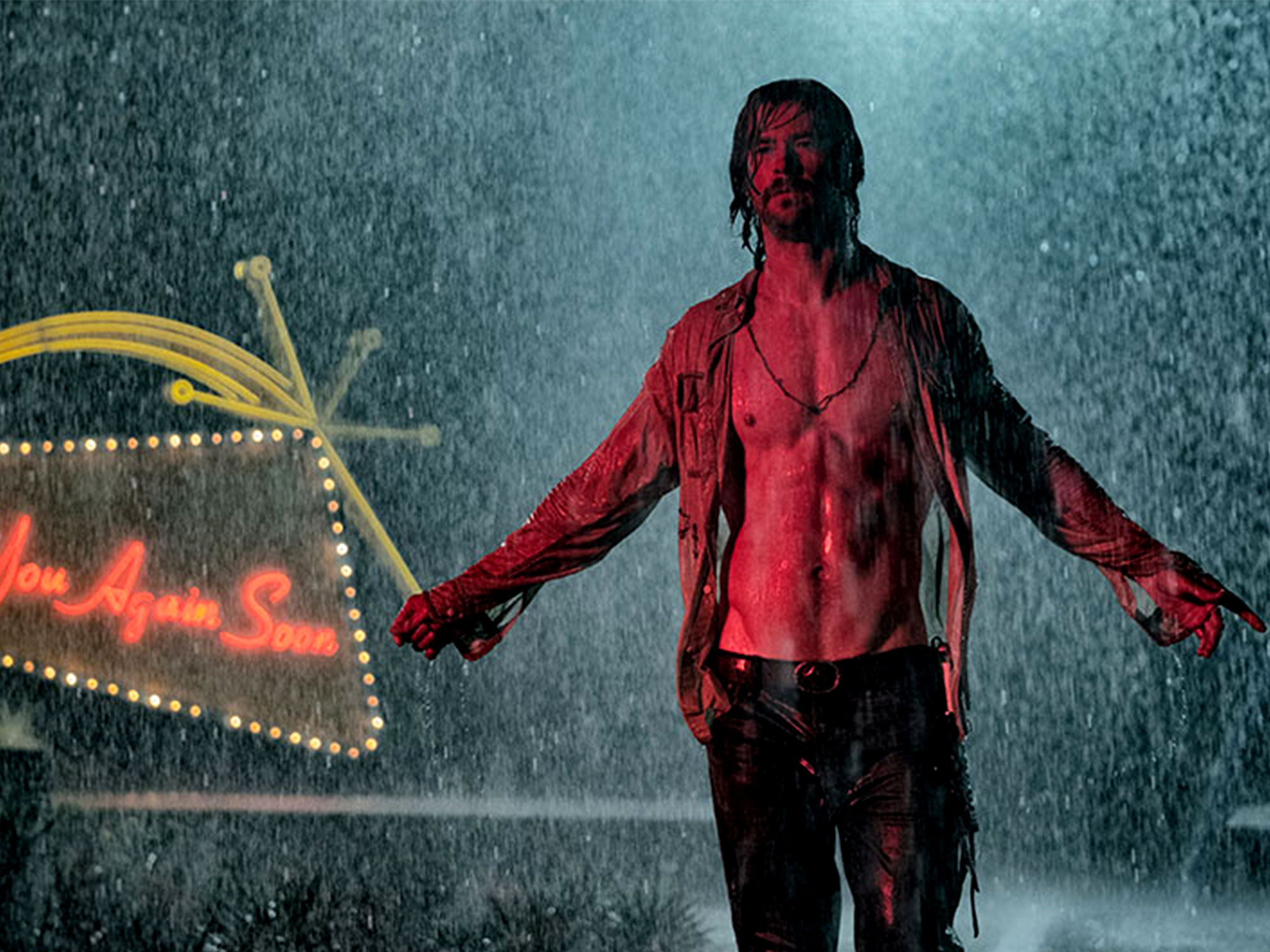 Bad Times at the El Royale – first look review