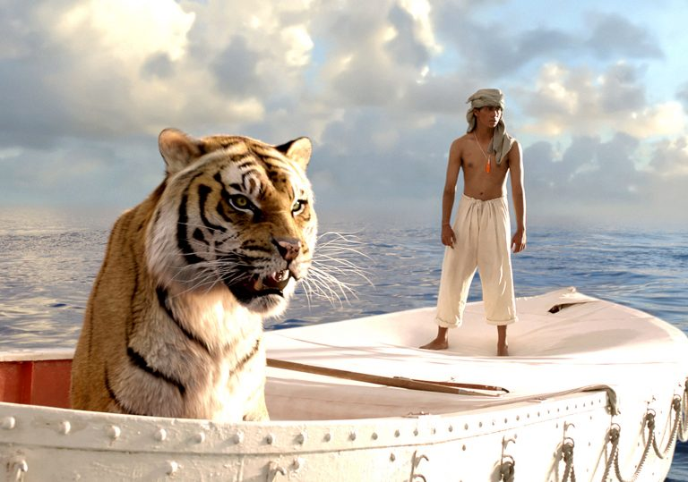 Life of Pi review – Ang Lee keeps the story humming along