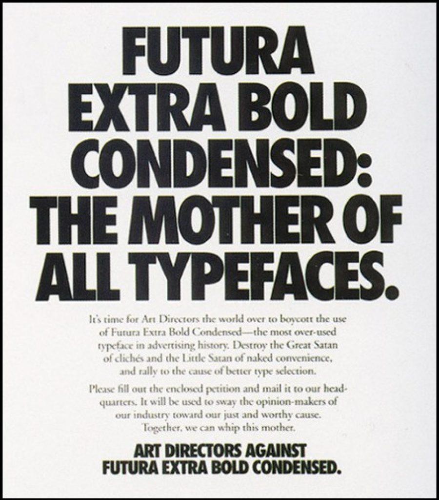 How Futura became Gaspar Noé's go-to typeface