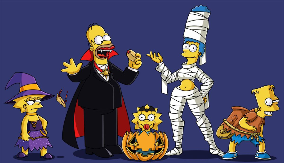 The terrifying tale of The Simpsons Treehouse of Horror