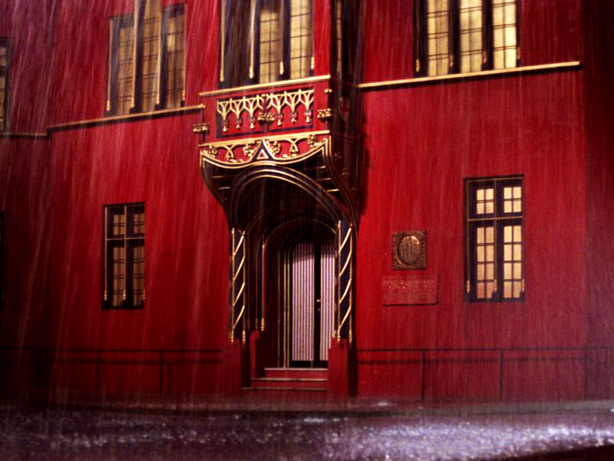 On Location: The dance academy from Dario Argento's Suspiria