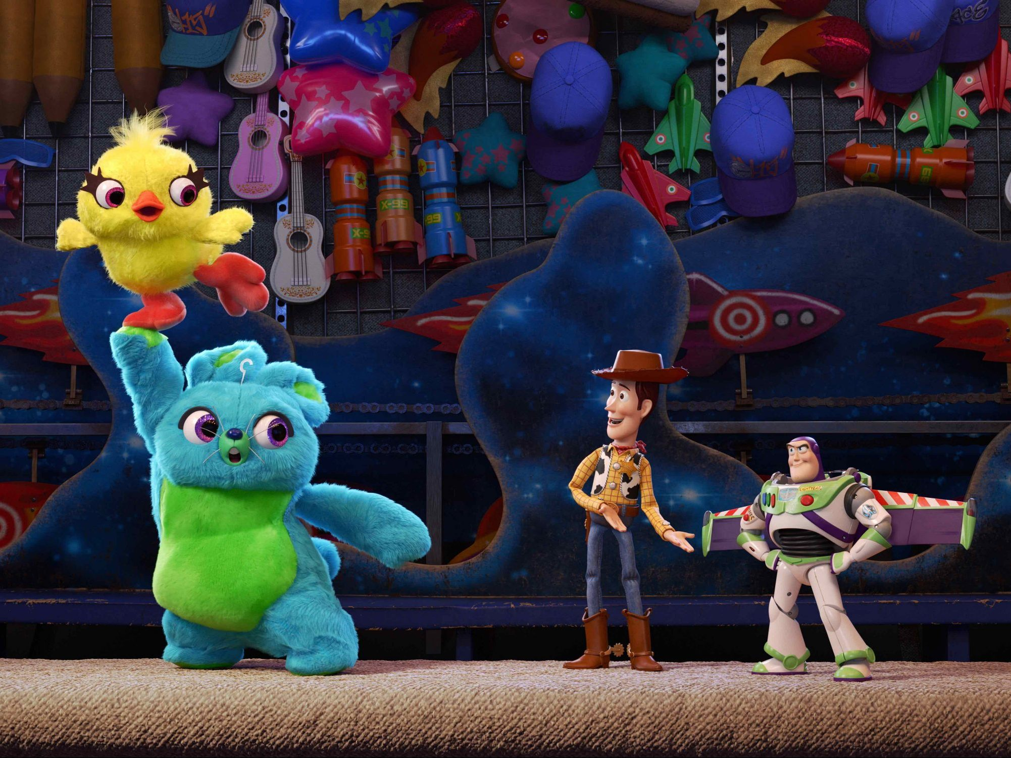 Brace for nostalgia, the Toy Story 4 trailer is here