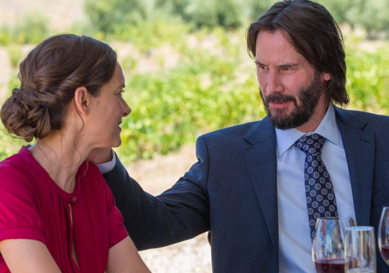 Destination Wedding Review.Destination Wedding Review Relies Solely On Ryder And Reeves