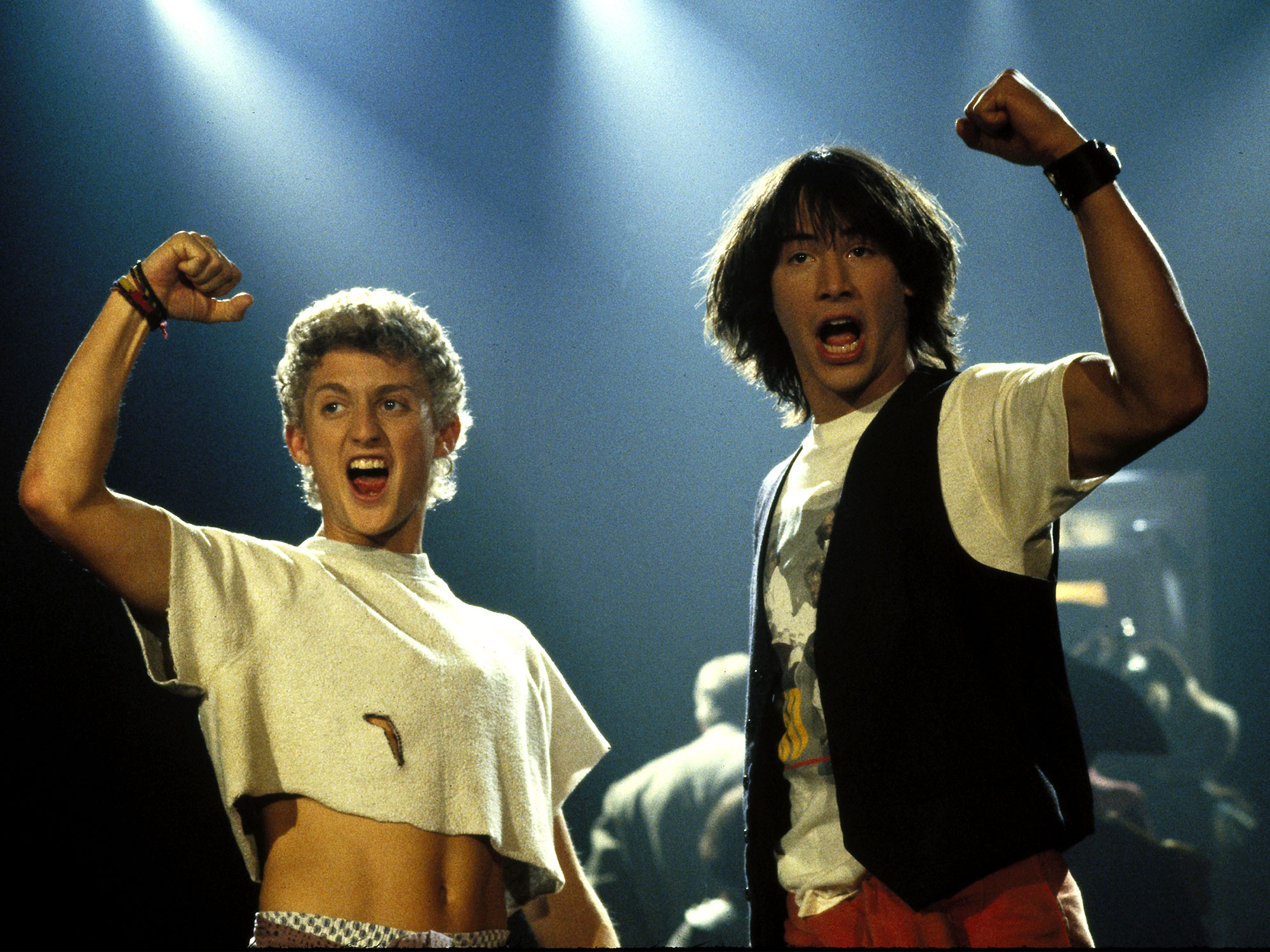 A Keanu Reeves film festival promises a most excellent adventure