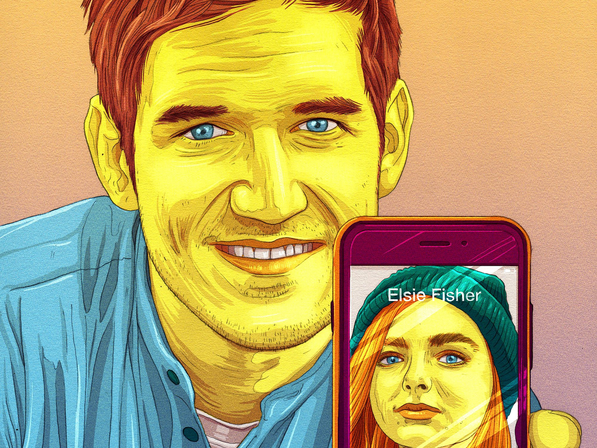 Eighth Grade's Bo Burnham and Elsie Fisher on tackling teenage anxiety