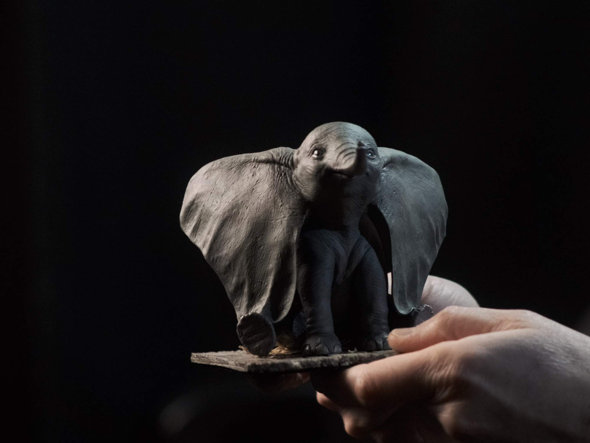 Designing Dumbo – How VFX brought Tim Burton's elephant to life