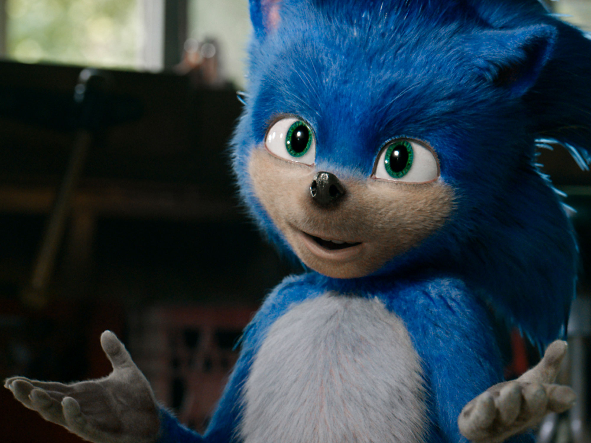 Gotta go fast to watch the new ...