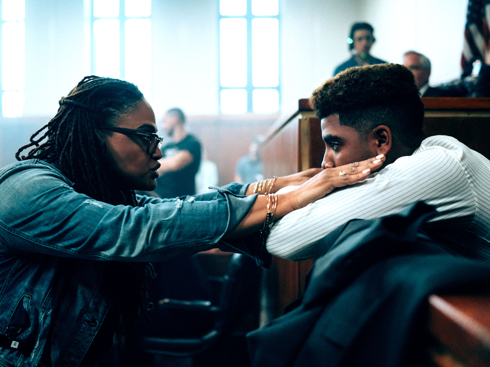 Ava DuVernay rallies against criminal injustice in ...