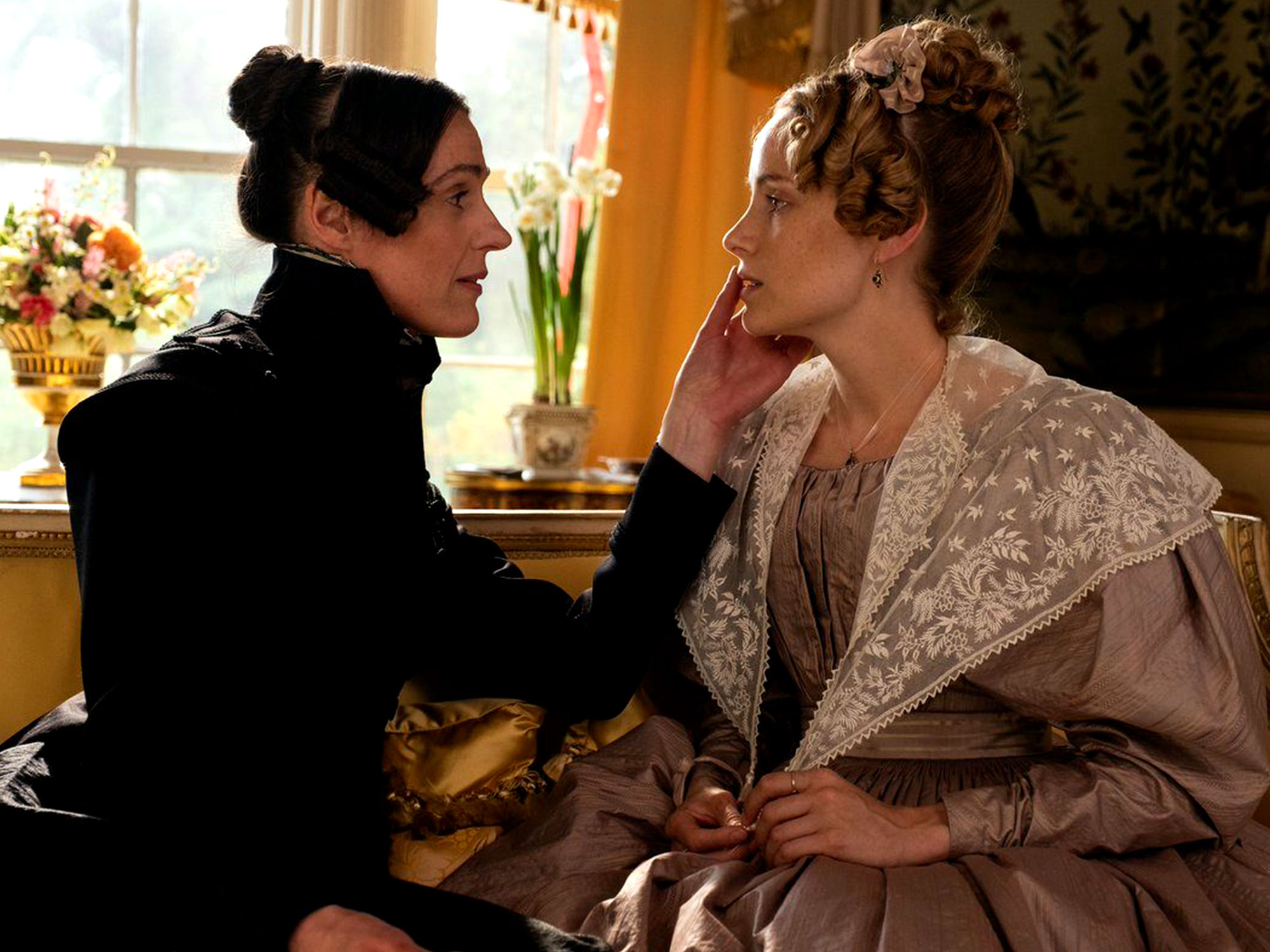 Why the lesbian period drama is having a moment