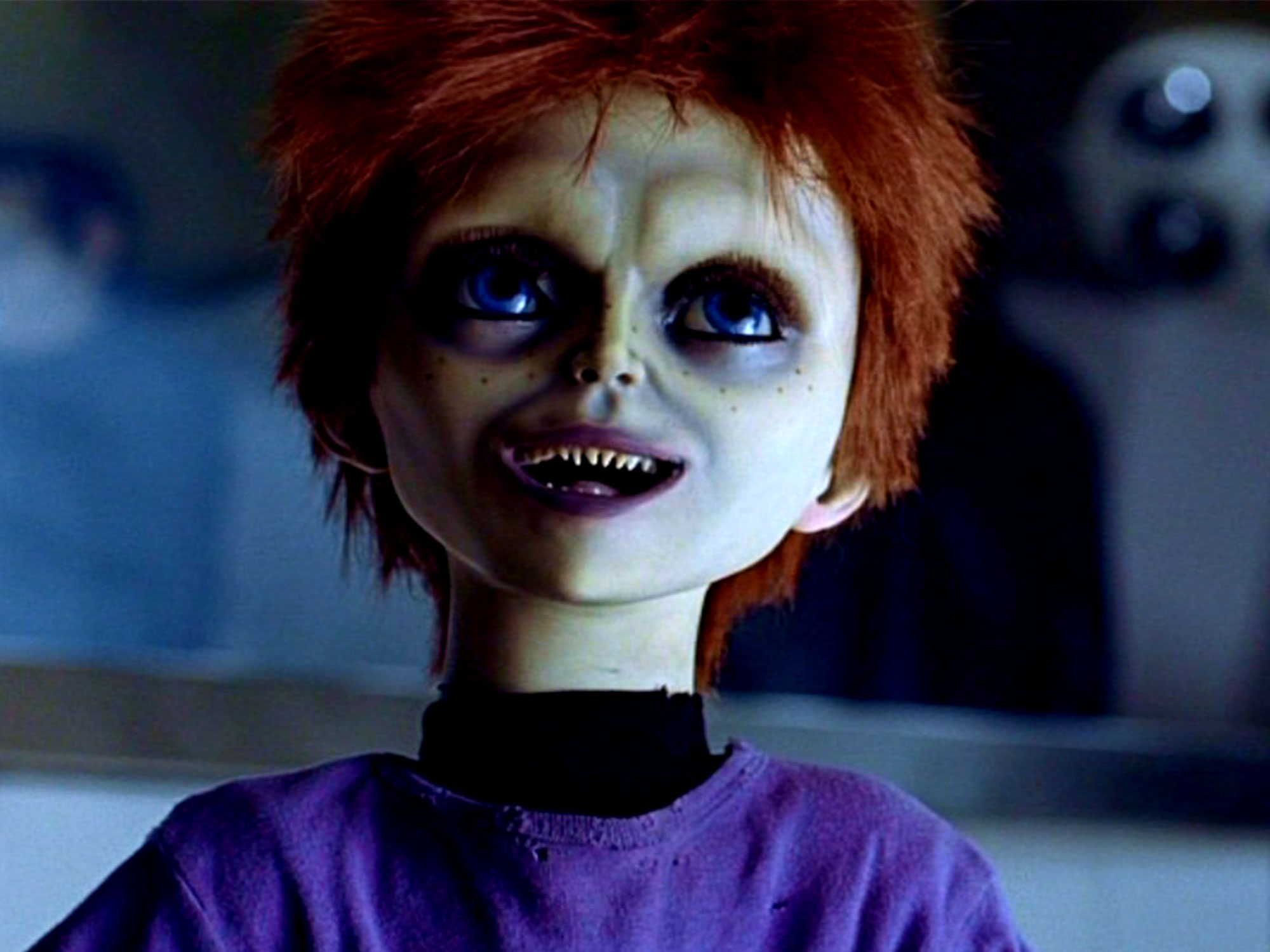 Why Seed of Chucky holds a special place in my heart