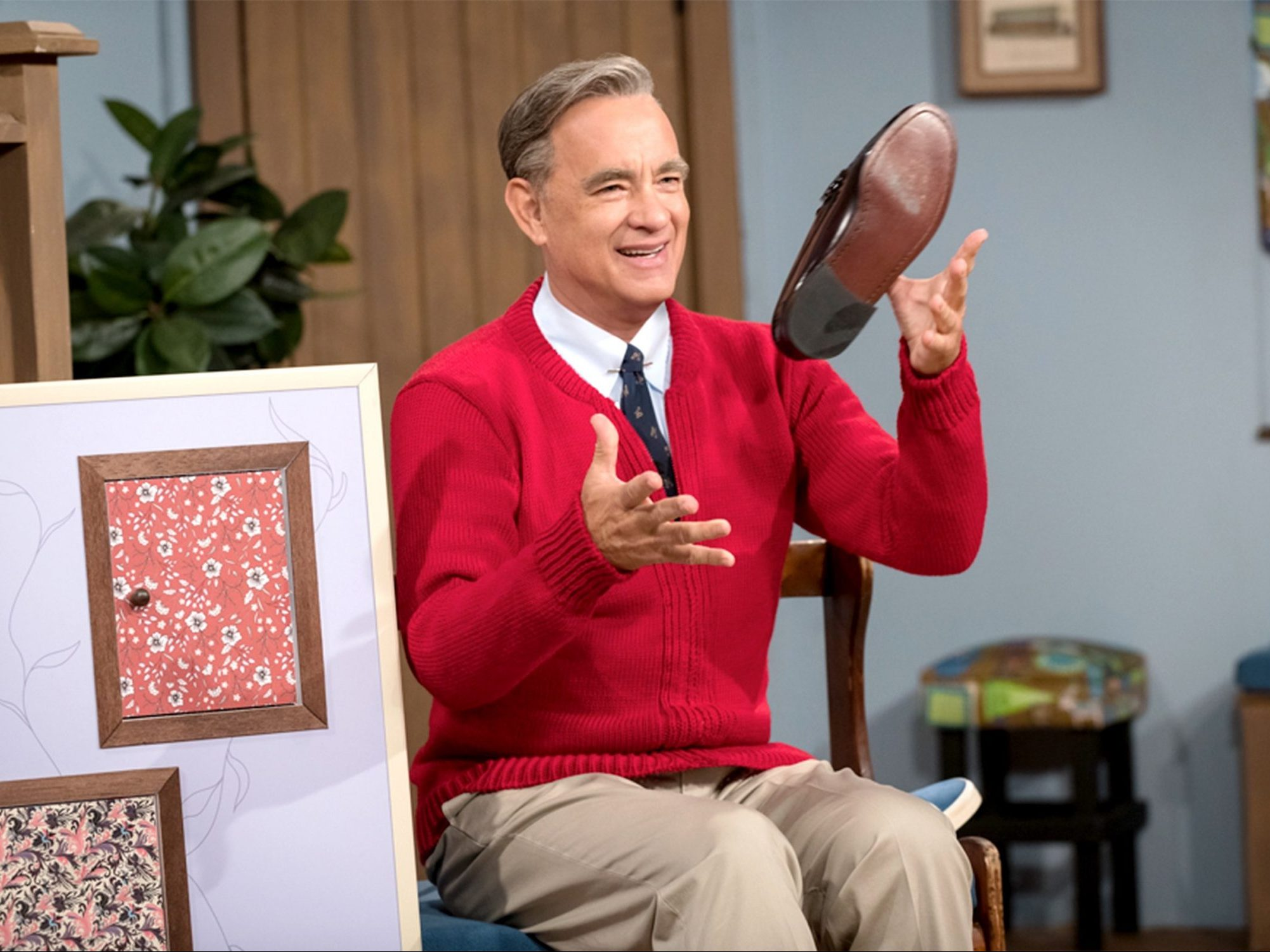 Tom Hanks warms hearts in the ...