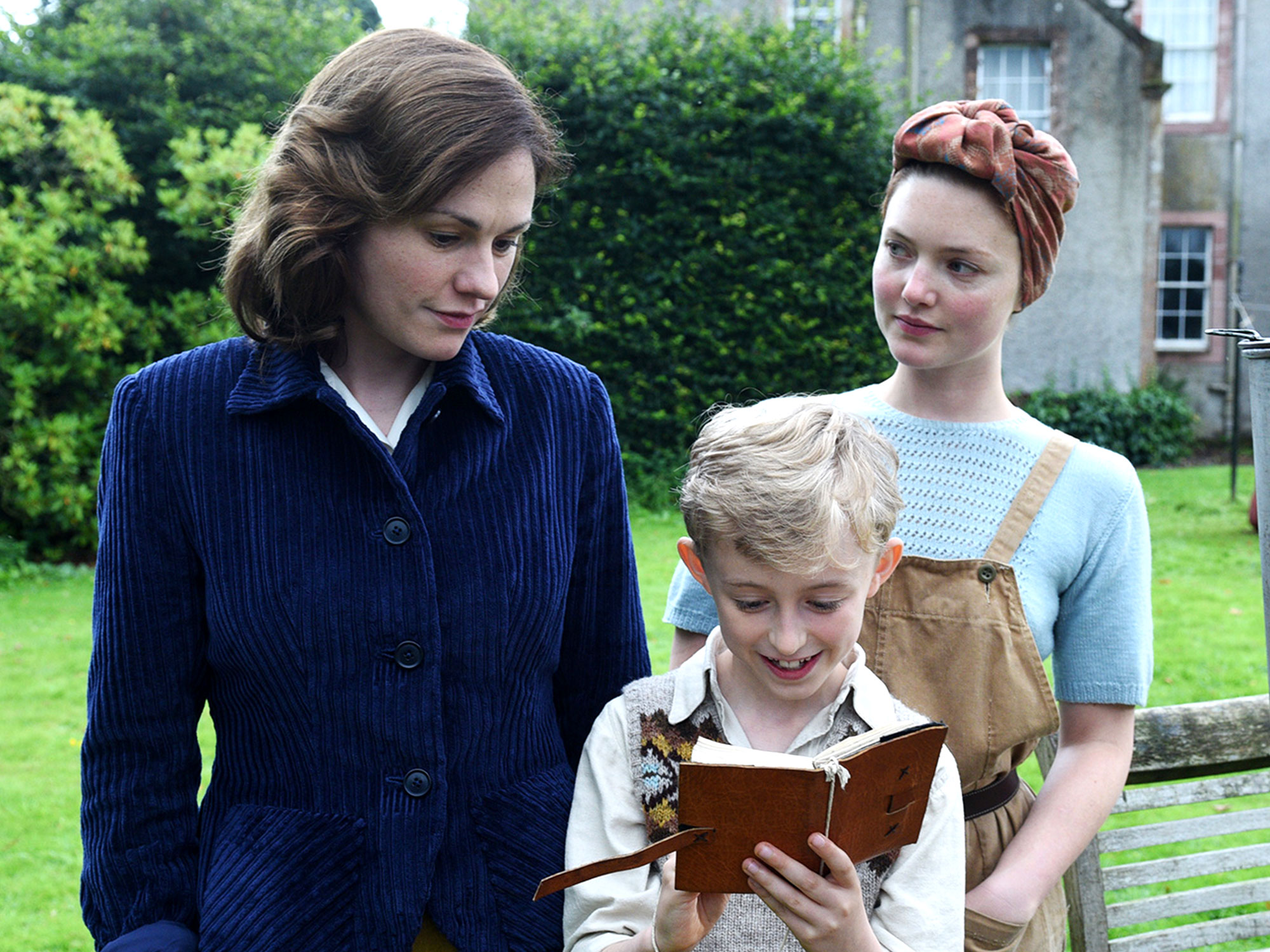 Tell It to the Bees review – Watery tale of forbidden love