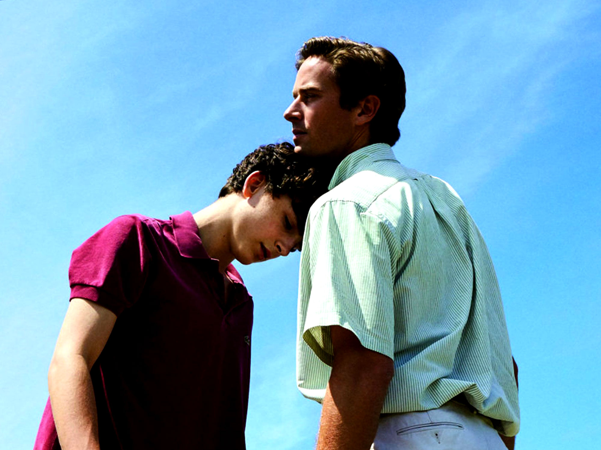 Call Me by Your Name again: André Aciman on his new novel 'Find Me'