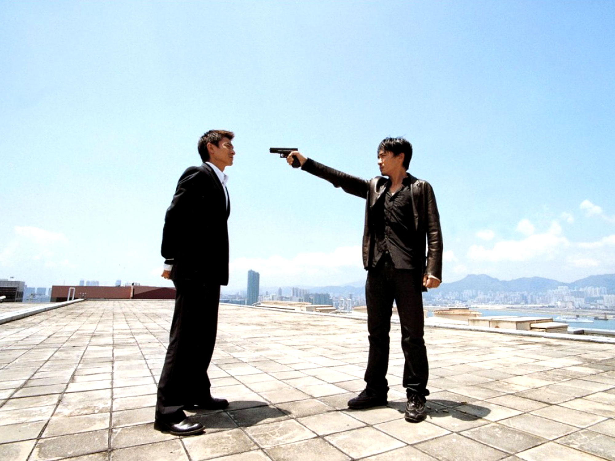 Watch: A side-by-side analysis of Infernal Affairs and The Departed