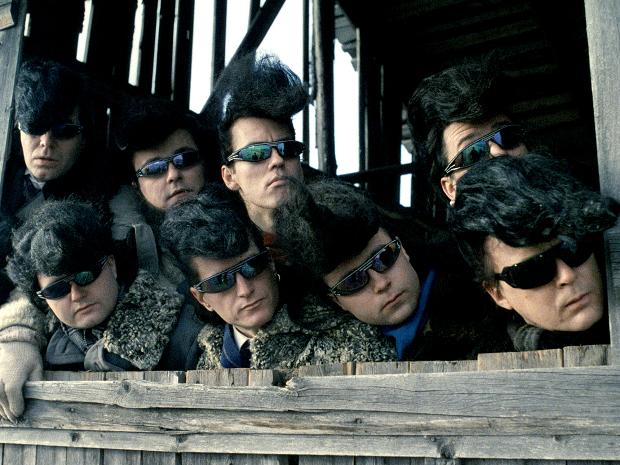 Why Leningrad Cowboys Go America remains over favourite music biopic