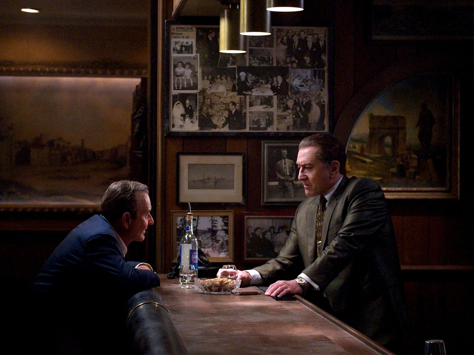 Martin Scorsese's The Irishman to close the 63rd BFI London Film Festival