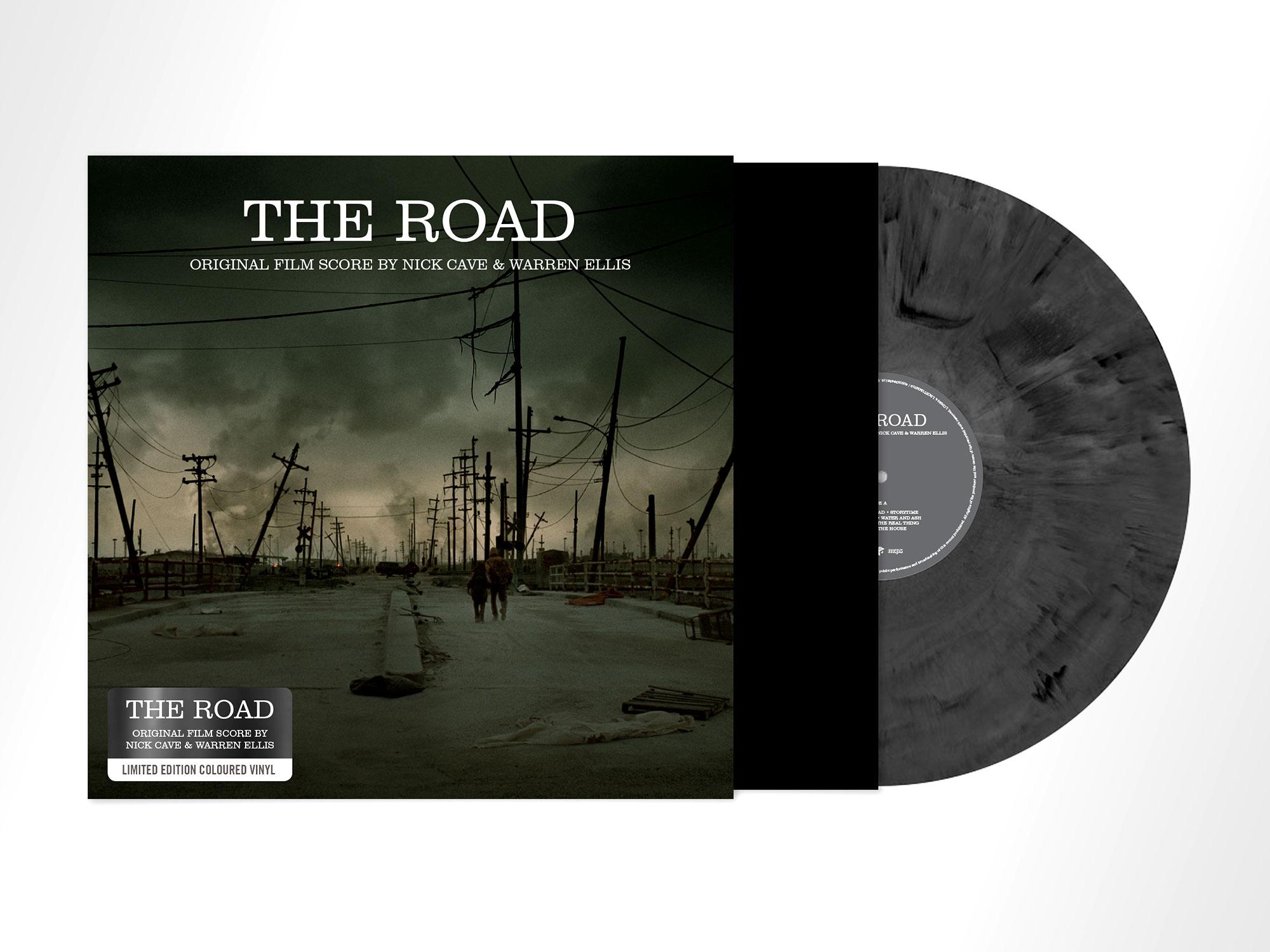 Nick Cave and Warren Ellis' The Road score is coming to vinyl