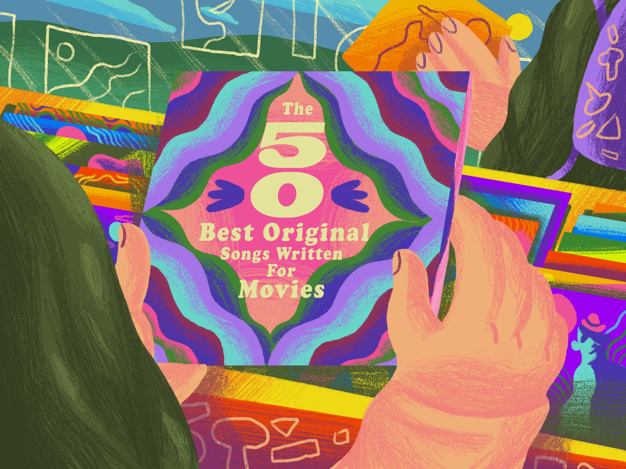 The 50 Best Original Songs Written for Movies