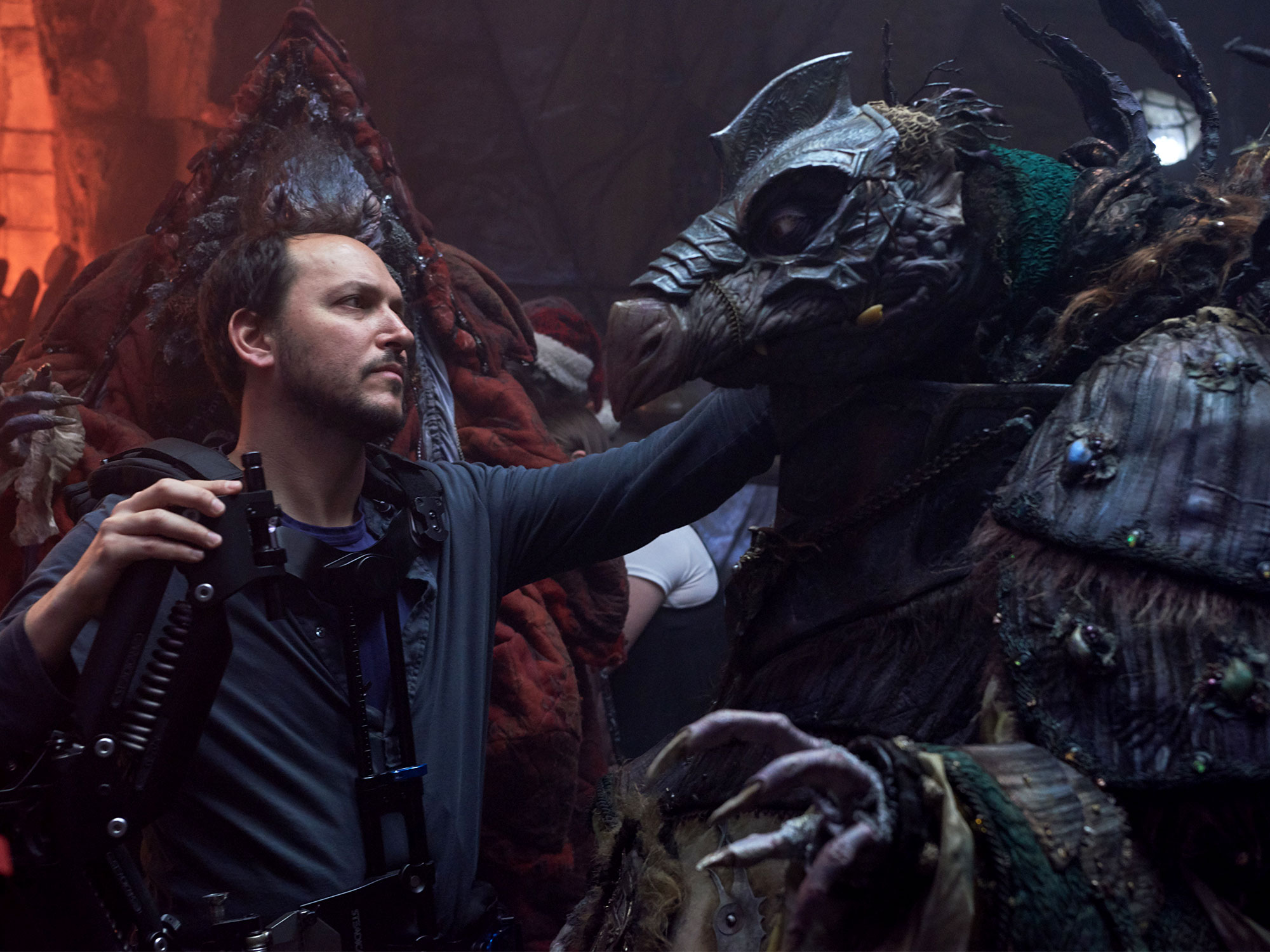 Louis Leterrier on realising a lifelong dream with The Dark Crystal: Age of Resistance