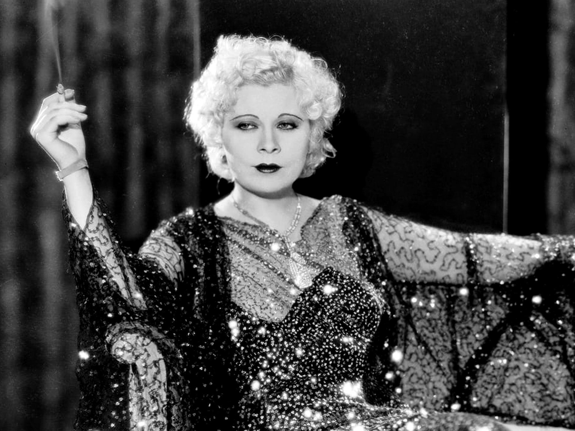 Mae West in SEX